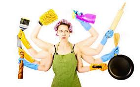 كيف تنظيف بيتك بطريقة سهلة