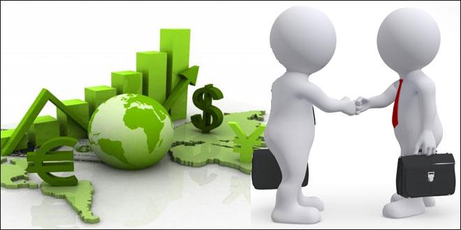 اعمال واقتصاد في دول الغرب